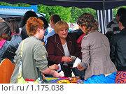 Купить «Кришнаиты. Праздник колесниц», эксклюзивное фото № 1175038, снято 6 июня 2009 г. (c) lana1501 / Фотобанк Лори