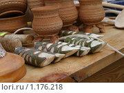 Купить «Якутские сувениры», фото № 1176218, снято 13 сентября 2009 г. (c) Алена Потапова / Фотобанк Лори