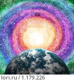 Планета земля. Стоковая иллюстрация, иллюстратор Карелин Д.А. / Фотобанк Лори