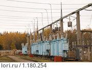 """Купить «Электроподстанция """"Эра"""" в Зеленограде», фото № 1180254, снято 8 октября 2008 г. (c) Zelenograd.ru / Фотобанк Лори"""
