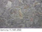 Каменная стена. Стоковое фото, фотограф Степаненко Сабина / Фотобанк Лори