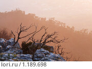 Рассвет на Ай-Петри, Крым (2009 год). Стоковое фото, фотограф Юрий Брыкайло / Фотобанк Лори