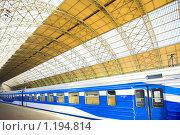 Купить «Металлический свод», фото № 1194814, снято 25 апреля 2008 г. (c) Бабенко Денис Юрьевич / Фотобанк Лори