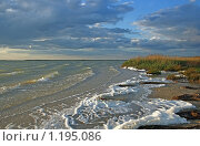 Купить «Лиманский шторм», фото № 1195086, снято 14 мая 2009 г. (c) Сергей Литвиненко / Фотобанк Лори