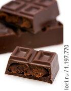 Шоколад. Стоковое фото, фотограф Наталия Жильцова / Фотобанк Лори