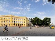 Купить «Приморский бульвар», фото № 1198962, снято 19 июля 2009 г. (c) Сергей Разживин / Фотобанк Лори