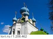 Православный храм. Стоковое фото, фотограф Светлана Силецкая / Фотобанк Лори