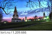 Коломенский парк, эксклюзивное фото № 1209666, снято 4 ноября 2009 г. (c) lana1501 / Фотобанк Лори