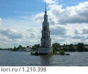 Затопленная церковь (2006 год). Стоковое фото, фотограф Шеронова Марина / Фотобанк Лори