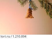 Плетеная игрушка. Стоковое фото, фотограф Качанов Владимир / Фотобанк Лори