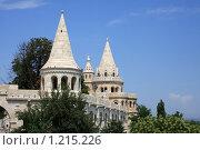Купить «Будапешт. Рыбацкий бастион», фото № 1215226, снято 3 июля 2009 г. (c) Наталья Белотелова / Фотобанк Лори