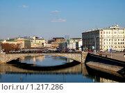 Купить «Отражение», фото № 1217286, снято 3 апреля 2006 г. (c) Катя Белякова / Фотобанк Лори