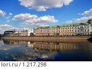 Купить «Синее небо», фото № 1217298, снято 2 мая 2006 г. (c) Катя Белякова / Фотобанк Лори