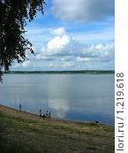 Можайское водохранилище. Можайский район Московской области (2009 год). Стоковое фото, фотограф lana1501 / Фотобанк Лори