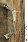 Купить «Дверная ручка», фото № 1227110, снято 7 сентября 2009 г. (c) Ротманова Ирина / Фотобанк Лори