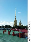 Петропавловский собор. Санкт-Петербург. (2008 год). Стоковое фото, фотограф Луговой Даниил / Фотобанк Лори
