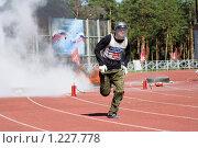 Соревнования по пожарно-прикладному спорту (2009 год). Редакционное фото, фотограф Печеркин Артем / Фотобанк Лори