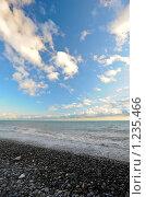 Купить «Курорт Сочи,  Черноморское побережье», фото № 1235466, снято 6 августа 2020 г. (c) Михаил Михин / Фотобанк Лори