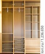 Купить «Пустой шкаф», фото № 1236650, снято 12 июля 2009 г. (c) Куликов Константин / Фотобанк Лори