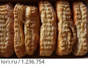 Слоеные пирожки. Стоковое фото, фотограф Екатерина Петрухина / Фотобанк Лори