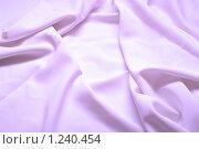 Купить «Лиловая ткань», фото № 1240454, снято 25 ноября 2009 г. (c) Виктория Кириллова / Фотобанк Лори