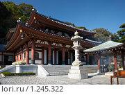 Купить «Hase Temple», фото № 1245322, снято 14 ноября 2007 г. (c) Serg Zastavkin / Фотобанк Лори