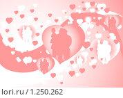 Семья. Стоковая иллюстрация, иллюстратор Игорь Бахтин / Фотобанк Лори