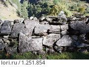 Купить «Непал. Окрестности горы Манаслу», фото № 1251854, снято 30 октября 2009 г. (c) Михаил Ворожцов / Фотобанк Лори