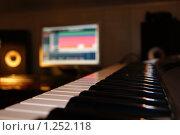 Купить «Студия композитора», фото № 1252118, снято 28 ноября 2009 г. (c) Сергей Емельянов / Фотобанк Лори