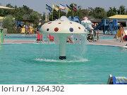 Купить «Элементы аквапарка», фото № 1264302, снято 27 августа 2009 г. (c) Удодов Алексей / Фотобанк Лори