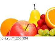 Купить «Разные фрукты», фото № 1266994, снято 27 октября 2007 г. (c) Elnur / Фотобанк Лори