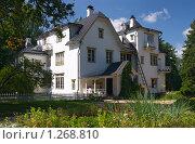 Купить «Музей-заповедник В.Д. Поленова. Большой дом.», фото № 1268810, снято 17 августа 2006 г. (c) Виктор Савушкин / Фотобанк Лори