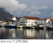 Город на воде. Норвегия (2009 год). Стоковое фото, фотограф Зоя Степанова / Фотобанк Лори