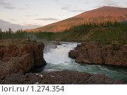 Купить «Сибирь. Плато Путорана», фото № 1274354, снято 8 августа 2008 г. (c) Дмитрий Заморин / Фотобанк Лори