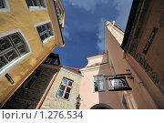 Улица Тоом-рютли (2009 год). Редакционное фото, фотограф Андрей Григорьев / Фотобанк Лори