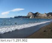 Пляж. Стоковое фото, фотограф Оксана Кулиненко / Фотобанк Лори