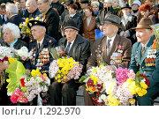 Ветераны (2008 год). Редакционное фото, фотограф Виктор Пашин / Фотобанк Лори