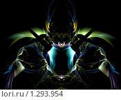 Купить «Темный рыцарь», иллюстрация № 1293954 (c) Parmenov Pavel / Фотобанк Лори