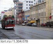 Улица Лесная, Москва (2009 год). Редакционное фото, фотограф Алексей Стоянов / Фотобанк Лори