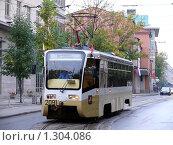 Трамвай (2009 год). Редакционное фото, фотограф Алексей Стоянов / Фотобанк Лори
