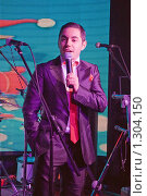 Купить «Тимур Родригес (Керимов)», эксклюзивное фото № 1304150, снято 15 декабря 2009 г. (c) Константин Косов / Фотобанк Лори