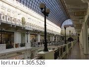 Петровский пассаж. Москва (2009 год). Редакционное фото, фотограф Николай Коржов / Фотобанк Лори