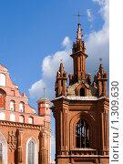 Купить «Церковь Святой Анны», фото № 1309630, снято 7 августа 2009 г. (c) Анна Лурье / Фотобанк Лори