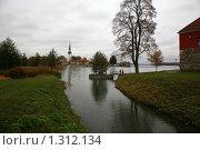 Рыцарский остров, Швеция (2007 год). Стоковое фото, фотограф Юля Волкова / Фотобанк Лори