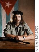 Купить «Che. Hasta la Victoria», фото № 1313070, снято 4 августа 2009 г. (c) Дмитрий Иванов / Фотобанк Лори