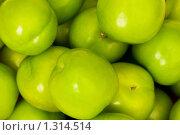 Зеленые яблоки. Стоковое фото, фотограф Elnur / Фотобанк Лори