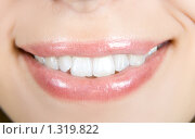 Женская улыбка. Стоковое фото, фотограф Jan Jack Russo Media / Фотобанк Лори