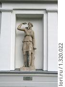 Купить «Античная скульптура Артемиды», фото № 1320022, снято 29 октября 2009 г. (c) Александр Секретарев / Фотобанк Лори