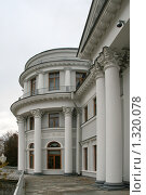 Купить «Елагин дворец», фото № 1320078, снято 29 октября 2009 г. (c) Александр Секретарев / Фотобанк Лори