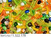 Купить «Разноцветные бусины», фото № 1322178, снято 3 февраля 2009 г. (c) Elnur / Фотобанк Лори